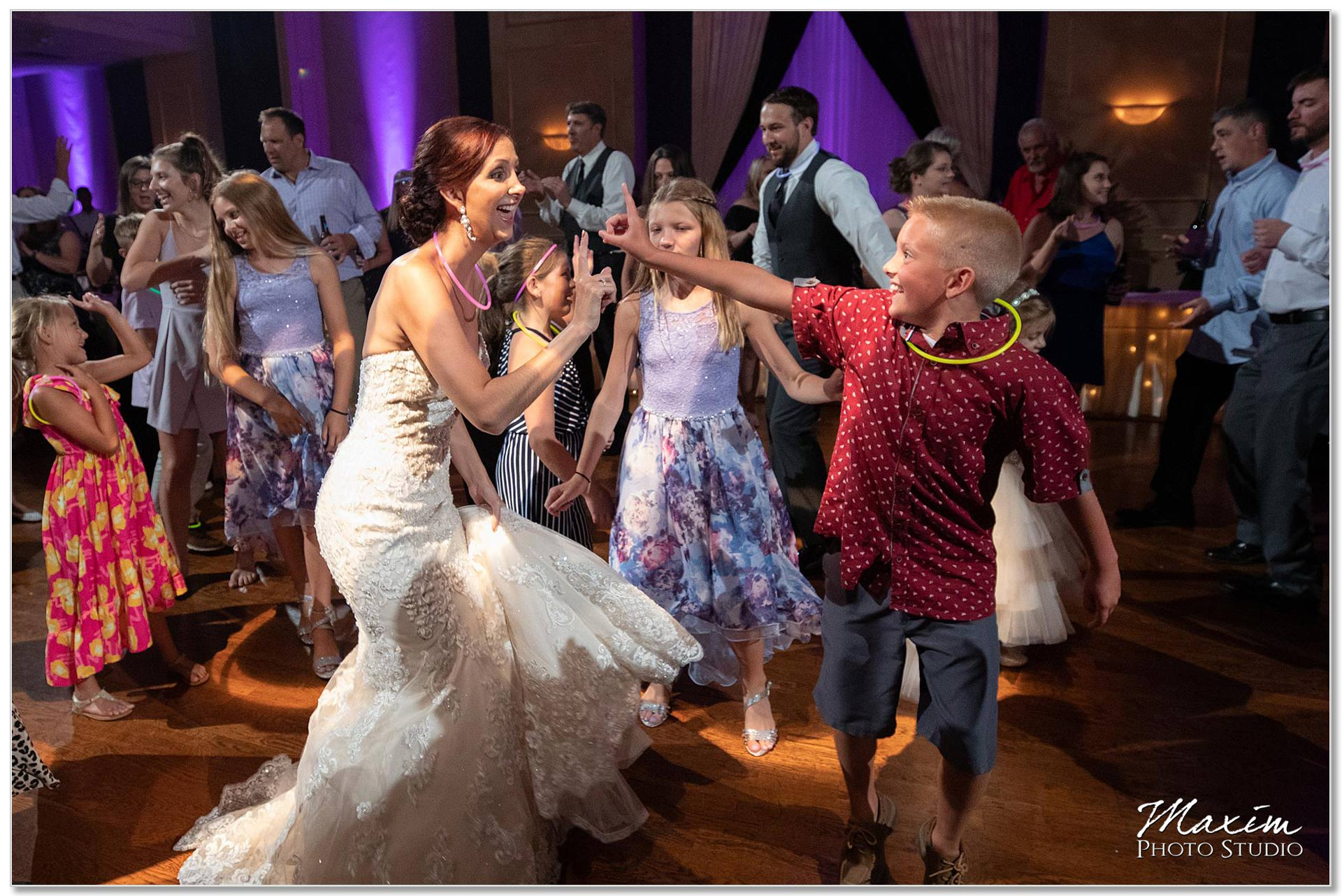 Wedding Reception McHales Catering Grand Ballroom