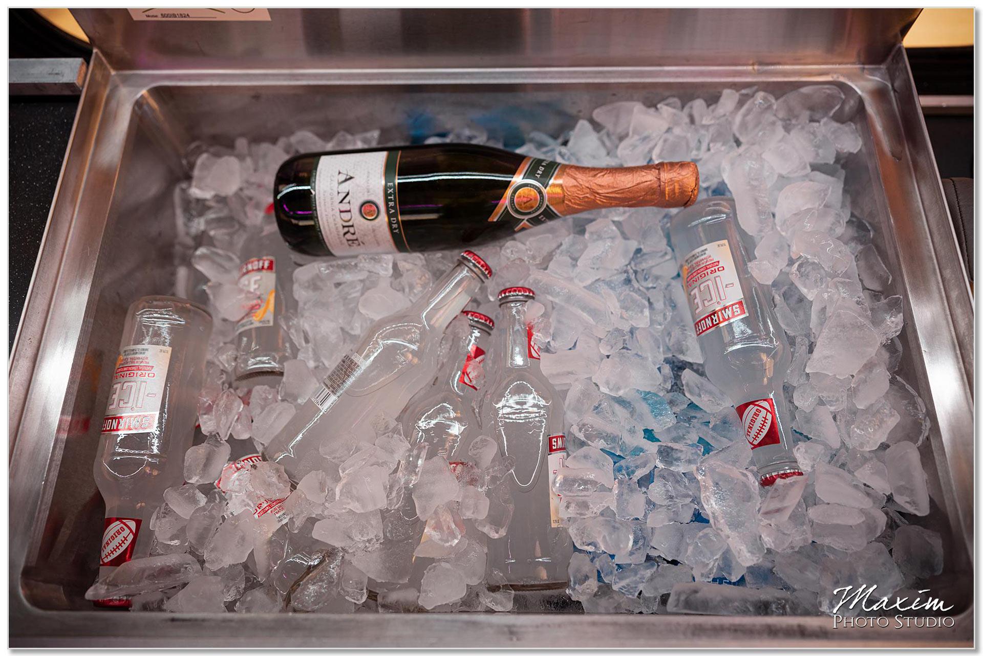cincinnati wedding ice challenge