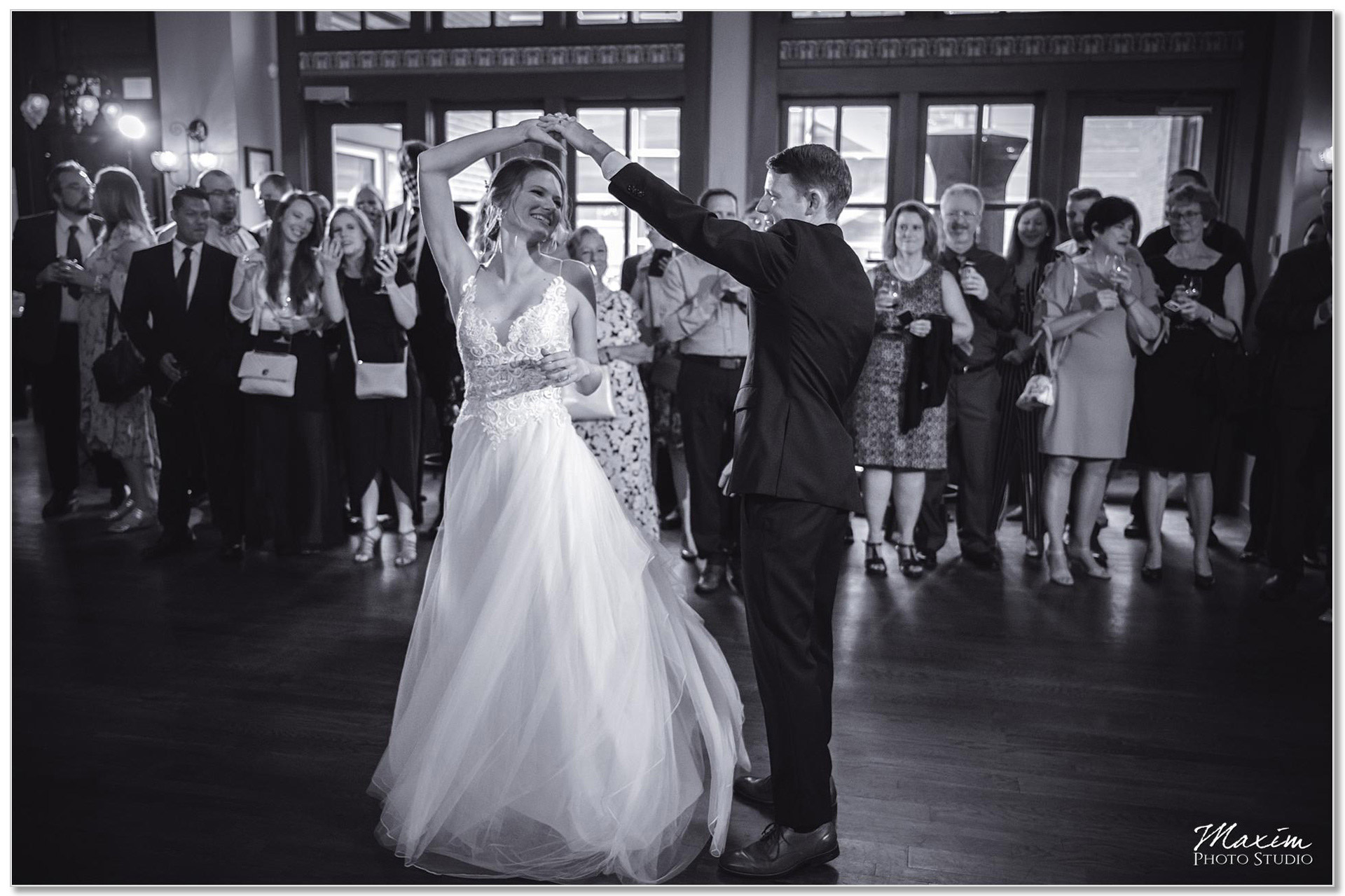Bud Walters Wedding dance