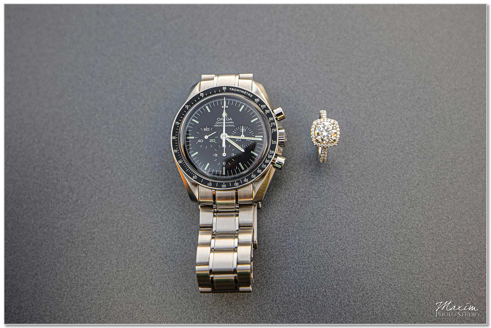 Omega watch wedding ring Cincinnati