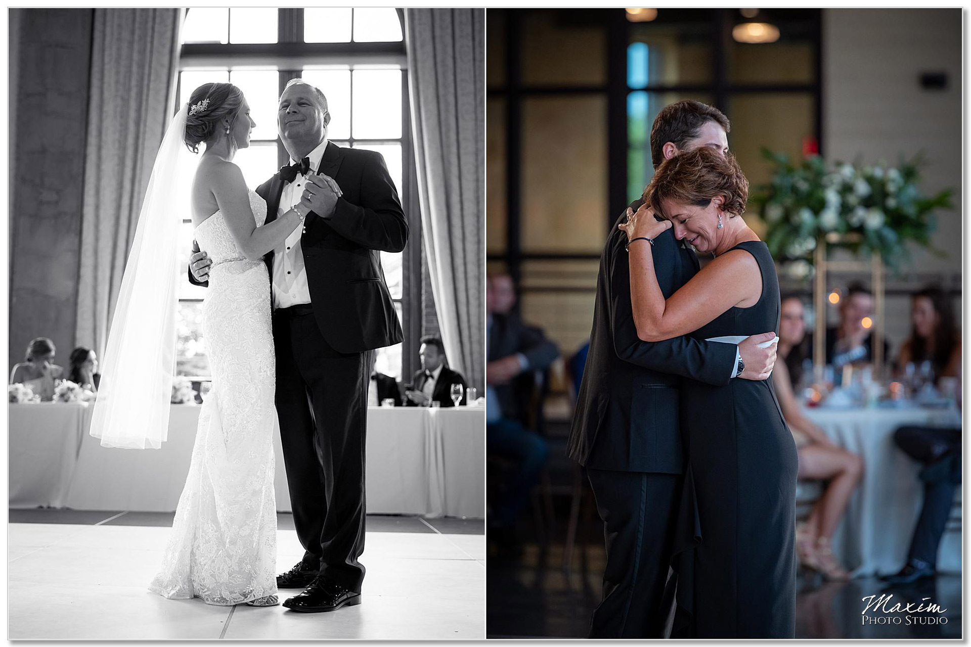 The Steam Plant First Dance Bride Groom
