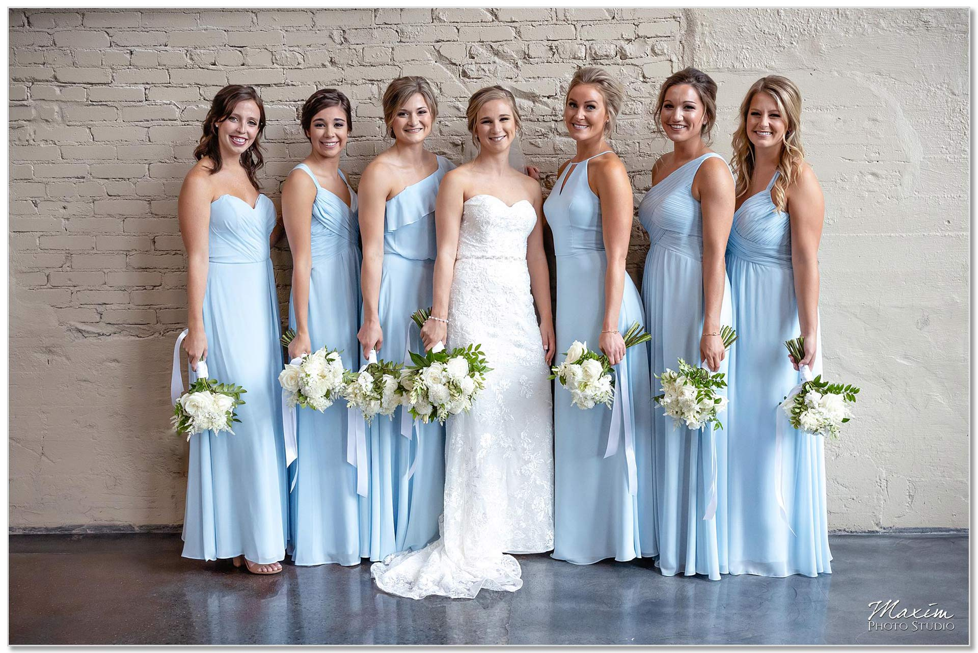 The Steam Plant Bride portraits