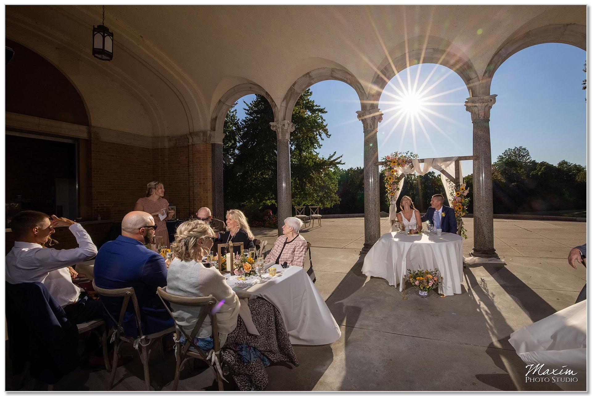 Mt. Echo Park Cincinnati Wedding Reception