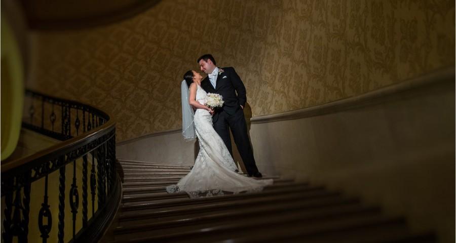 Cincinnati Wedding Photographers Cincinnati Club Wedding
