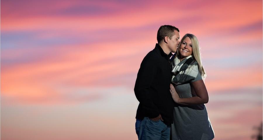 Eden Park Cincinnati Sunset Photography