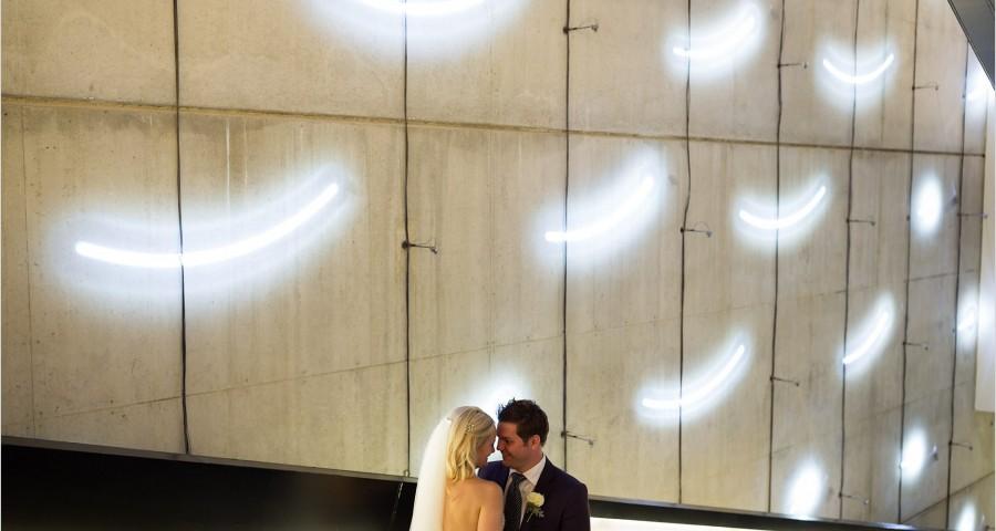 Cincinnati Wedding Photographers Contemporary Art Center Wedding