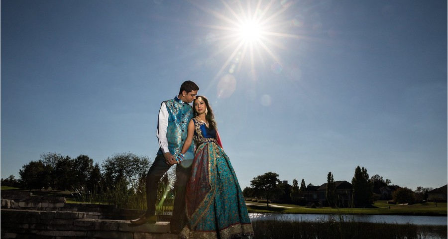 Dayton Wedding Photographers Indian Wedding Sunburst Country Club North