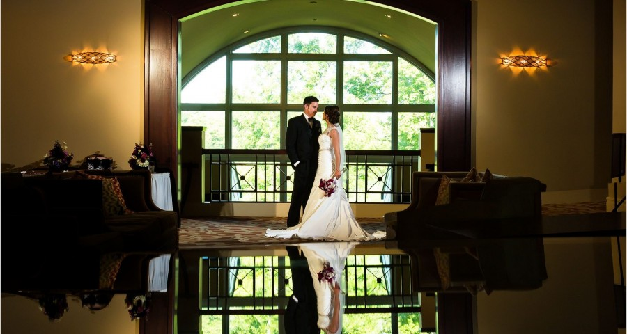 Country Club of the North Wedding Photo