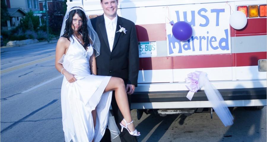 St. Mary's Hyde Park Cincinnati Wedding Photography