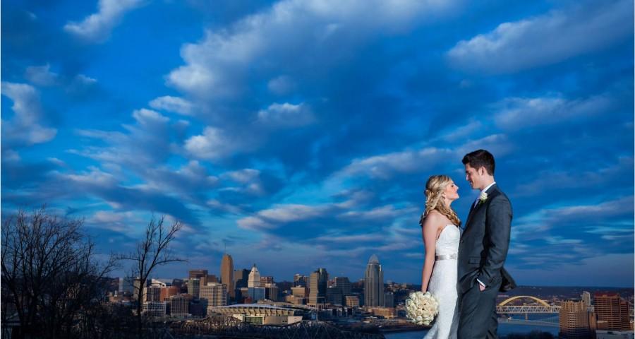 Devou Park Cincinnati Wedding